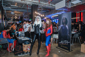 Offline Spider-Man tại Hà Nội: Không những được chơi thử game còn tiết lộ cả loạt phim sắp ra mắt của Marvel