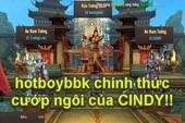 """""""Đại gia"""" siêu VIP CINDY trong Võ Thần Vô Song bất ngờ bị đánh bại bởi một cao thủ bí ẩn"""