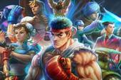 Capcom Super League Online - Game nhập vai siêu đỉnh toàn những anh tài... quen mặt