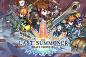 Brave Frontier: The Last Summoner - Game JRPG tuyệt hay mới mở cửa miễn phí toàn thế giới