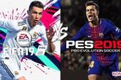 FIFA 19 và PES 2019, đâu mới là tựa game bóng đá hay nhất năm nay?