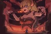 Chiêm ngưỡng những bức hình đáng yêu nhất về Bowsette - nàng công chúa ngược đời nhất của Mario
