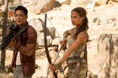 Trailer mới của Tomb Raider tiết lộ hình ảnh mạnh mẽ của Lara Croft và cốt truyện sắp tới của phim