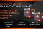 Card đồ hoạ tích hợp trong AMD Ryzen mới sẽ rất mạnh, chơi tốt toàn bộ các game eSport!
