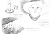 Hồi tưởng quá khứ với một vài bức vẽ nghệ thuật về tựa game Shrek trên Playstation 2