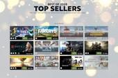 PUBG và 12 tựa game bán chạy nhất trên Steam năm 2018