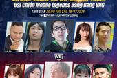 Mobile Legends: Bang Bang VNG - Viruss đại chiến Bé Chanh, cuộc chiến không khoan nhượng giữa hai thế hệ streamer