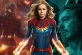 Captain Marvel sẽ du hành thời gian như thế nào trong phim riêng và Avengers: Endgame?