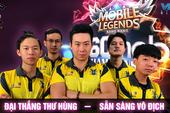 VEC Fantasy Main, ứng cử viên cho chức vô địch chung kết quốc gia Mobile Legends Bang Bang 360 Mobi: Họ là ai?
