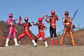 """""""Siêu nhân Đỏ"""" Gao Red sẽ trở lại trong… chiến trường PUBG của Super Sentai?"""