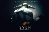 DOTA 2 7.20: Sven – Hero dễ chơi nhưng không dành cho những tay mơ