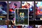 """Liên Quân Mobile: Krizzix ra mắt, Biệt Đội Tàng Hình đã đủ 5 thành viên để game thủ """"quẩy"""" Rank"""