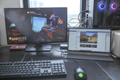 Màn hình di động Asus Zenscreen touch MB16AMT: Vũ khí mới cực khủng cho game thủ chiến game khắp mọi nơi