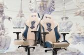 LMHT: Chán ra mắt skin, Riot Games sản xuất cả ghế chơi game Hàng Hiệu tặng miễn phí cho game thủ