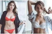 Cận cảnh nhan sắc quyến rũ của hot girl nóng bỏng và gợi cảm số một mạng xã hội