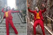 """Người dân bức xúc khi chiếc cầu thang """"vô danh"""" trong Joker bất ngờ trở thành điểm """"hút"""" khách du lịch"""