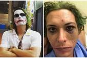 Cosplay Joker đi dự sự kiện, nam game thủ bị bảo vệ đấm gần chết