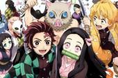 """Kimetsu no Yaiba và top 5 siêu phẩm anime diệt quỷ không xem là """"tiếc 1 đời"""""""