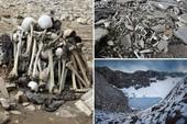 Bí ẩn chưa có lời giải về hồ nước chứa đầy xương người trên dãy Himalayas