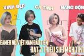 Hảo Thỏ - nữ Streamer đầu tiên tại Việt Nam đạt 2 triệu follow Tik Tok