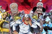 One Piece: Hé lộ thông tin về nhân vật đã đặt biệt danh cho 3 vị đô đốc hải quân đời đầu