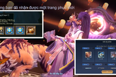"""Liên Quân Mobile: Garena phổ cập 10 tướng, 20 skin thông qua Vẽ Bùa săn Arum """"Tuyệt Sắc"""""""