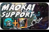 LMHT: Maokai Hỗ Trợ và những lối chơi dị mà hiệu quả giúp game thủ leo rank thần tốc vào cuối mùa