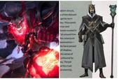 """LMHT: Ấp ủ thực hiện vũ trụ LMHT, Riot Games ra mắt """"Bách Khoa Toàn Thư"""" tiết lộ mặt thật của Thresh"""