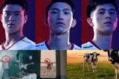 Các tuyển thủ Việt Nam hóa thành siêu anh hùng, FIFA Online 4 gây sốt với teaser bom tấn mới