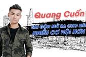 Quang Cuốn quyết định Nam tiến: