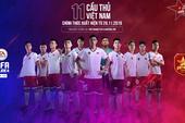 Đội hình tuyển Việt Nam xuất hiện trong trailer bom tấn, EA Sports phá lệ