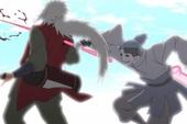 Boruto tập 133: Cuộc chiến chống lại Urashiki lại bắt đầu, Jiraiya đã bị thương