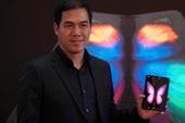 Galaxy Fold ra mắt tại Việt Nam: Giá 50 triệu đồng, hỏng màn hình được thay với giá ưu đãi 3.49 triệu đồng