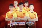 Mobile Legends: Bang Bang Việt Nam trước thềm SEA Games 30