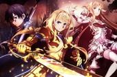 Sword Art Online: Alicization mùa 2 xuất sắc đứng top 3 tuần liên tiếp trong BXH anime mùa thu 2019