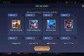 Liên Quân Mobile: Garena tặng khuyến mãi 10 skin bậc S sau 10 lượt Vẽ bùa, phí chơi lại giảm