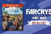 Sau 2 năm chờ đợi, siêu phẩm Farcry 5 đã có bản Việt ngữ