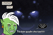 Marvel Comics: Gorr - Kẻ Sát Thần bao phủ cả vũ trụ như Zamasu trong Dragon Ball?
