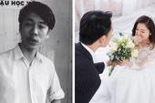 """Ông giáo 1977 Vlog chính thức thành """"chồng người ta"""", khoe ảnh cưới ngọt ngào bên cô dâu xinh xắn"""