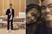 """1977 Vlog: """"Chị Dậu"""" Văn Tân mặc vest cực bảnh dự đám cưới """"Ông Giáo"""", tiện công khai luôn người yêu xinh xắn"""