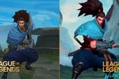 So sánh tạo hình nhân vật giữa LMHT và LMHT: Tốc Chiến - Phiên bản gốc lép vế hơn hẳn bản Mobile