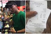 """Cảm động fan cuồng của Pewpew, từ xa về Việt Nam ra ngay quán mua 600.000 tiền bánh mỳ, cộng đồng mạng bảo thế này có mà """"ăn cả tháng"""""""