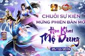Cộng đồng Tân Thiên Long Mobile VNG hào hứng đón phiên bản mới Hoa Khai Mộ Dung với hàng loạt sự kiện hấp dẫn