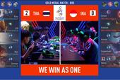 """Liên Quân Mobile: Giành HCB SEA Games, các tuyển thủ Indonesia """"giàu"""" chẳng kém Team Flash hay Buriram United"""