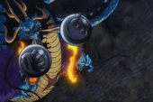 Luffy chiến đấu với Kaido và 7 khoảnh khắc tuyệt vời nhất trong anime One Piece năm 2019