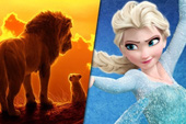 The Lion King và top phim hoạt hình có doanh thu cao nhất trong 10 năm qua