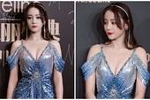 Chẳng mấy khi hở bạo, Địch Lệ Nhiệt Ba bất ngờ diện trang phục khoe vòng một sexy khiến dân mạng bàn tán