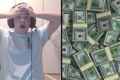 Những pha donate tiền khủng nhất mà giới streamer đã nhận được, có lúc tới cả tỷ bạc