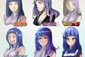 """""""Đệ nhất mỹ nhân ngực khủng"""" Hinata trong Naruto qua tay các họa sĩ truyện tranh trông sẽ thế nào?"""