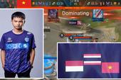 """Liên Quân Mobile: Mới 16 tuổi đã vô địch SEA Games, BlueNP quá xứng danh """"Thần đồng"""""""